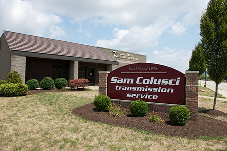 Sam Colusci Transmission Repair Shop Store Front | Canonsburg PA | Washington PA | McGovern PA | Washington County PA | Pittsburgh PA